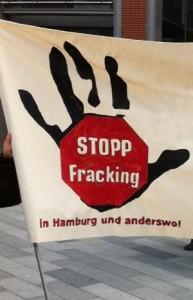Banner Fracking