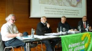 Expertendiskussion zum Thema Fracking