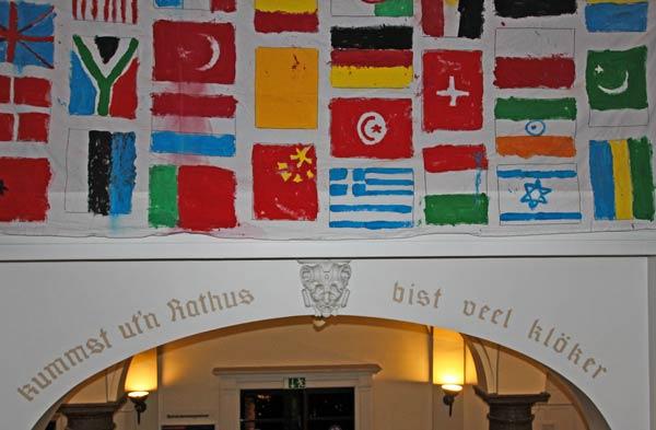 Rathaus Harburg Integration