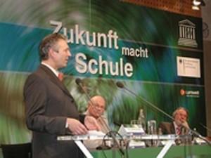 Jürgen Marek bei der Zukunftskonferenz