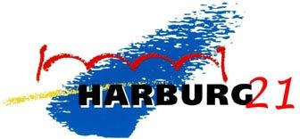 HARBURG21 Logo