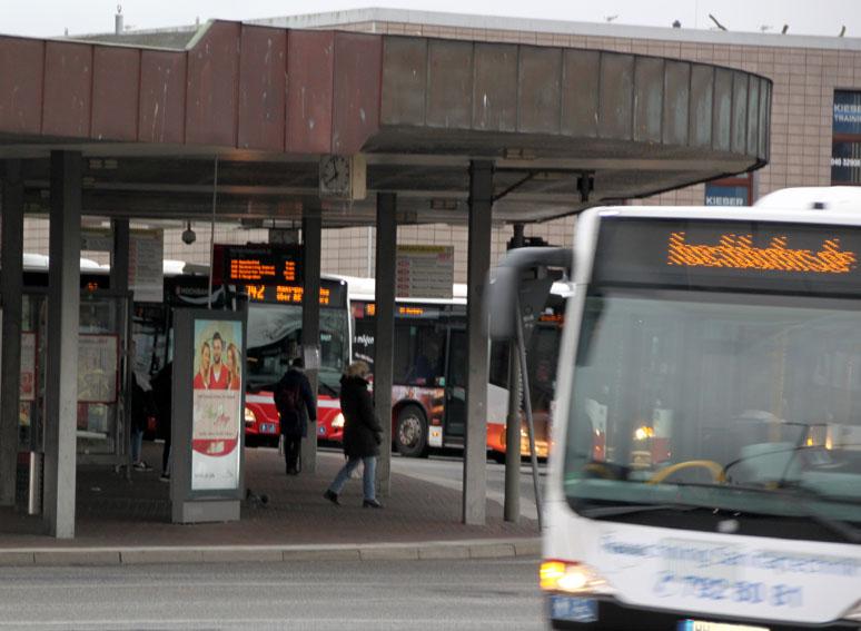 Busbahnhof Harburg