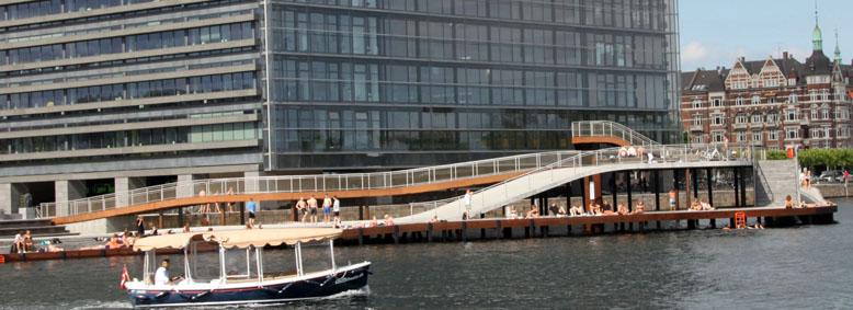 Havne-bad Kopenhagen