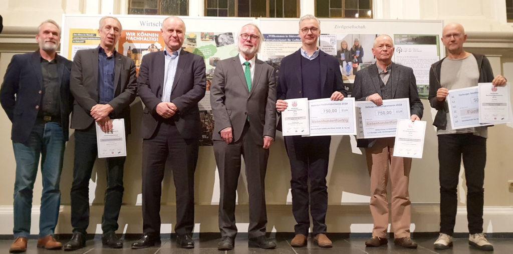 Nachhaltigkeitspreis 2018