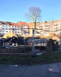 Nachverdichtung Wohngebiet Harburg