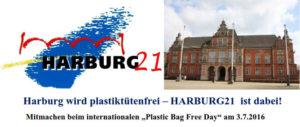 Plastik frei - sei dabei