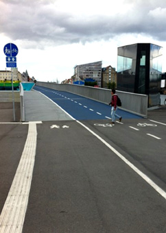 Radweg Kopenhagen